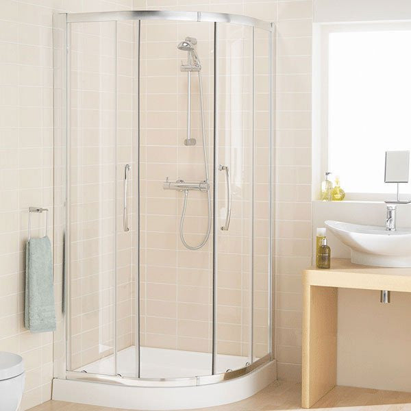 Lakes Classic Double Door Quadrant Enclosure - 800/900mm