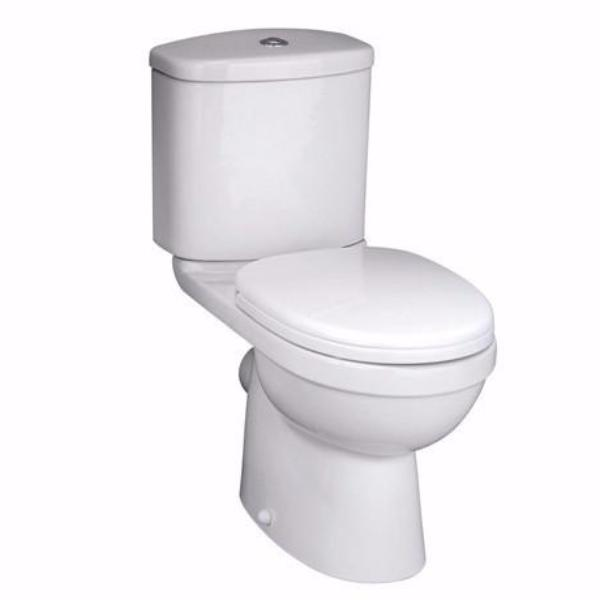 Ivo Comfort Height Close Coupled Toilet