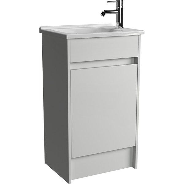 S50 Floorstanding Vanity Unit & Basin - 500mm