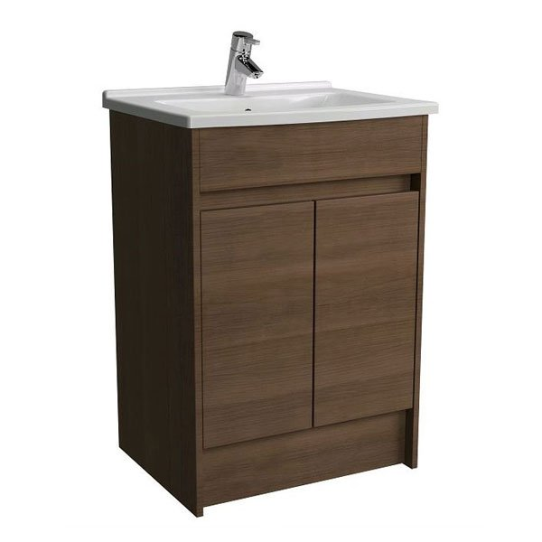 S50 Floor Standing Vanity Unit & Basin - 600mm