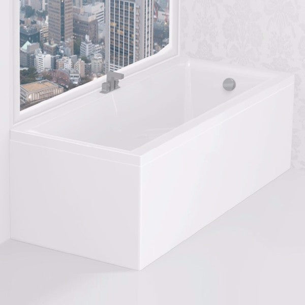 Carronite Urban Single Ended Bath - 1700mm