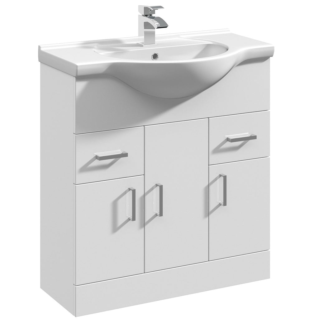 Mayford 750mm Freestanding Vanity Unit & Basin