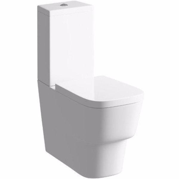 Amyris Close Coupled Toilet