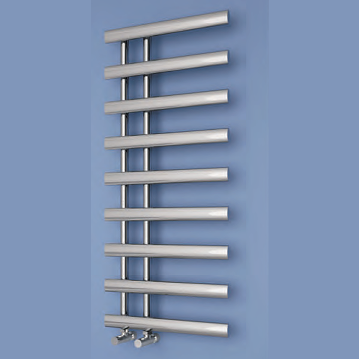 Nesta Chrome Steel Radiators