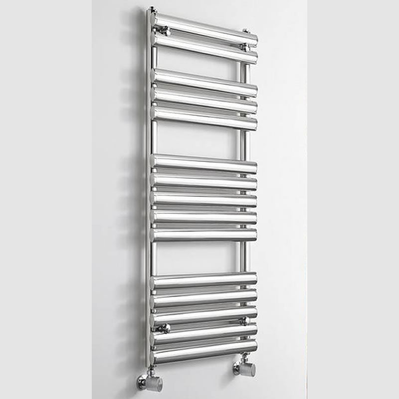 Ohio Designer Heated Stainless Steel Towel Rail