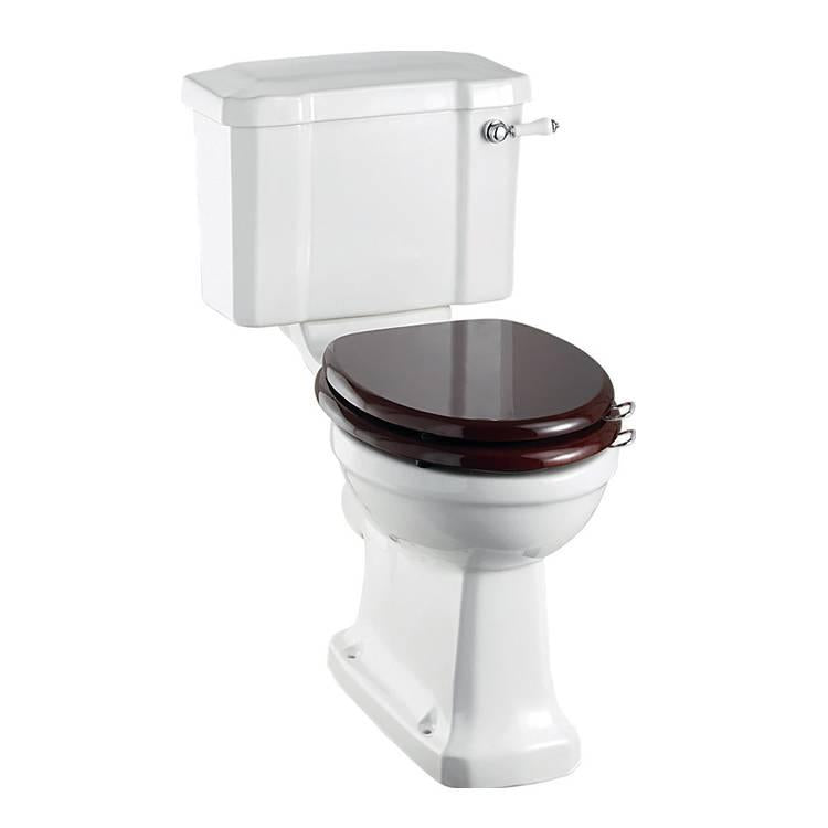 Edwardian Slim Close Coupled Toilet