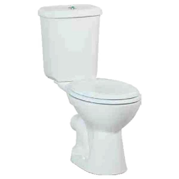 Pitta Close Coupled Toilet