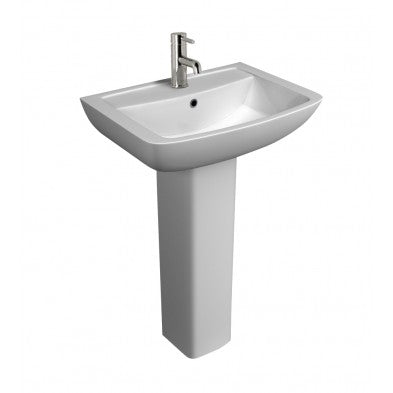 Pure Basin & Full Pedestal