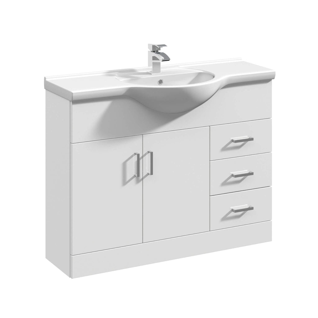 Mayford 1050mm Freestanding Vanity Unit & Basin