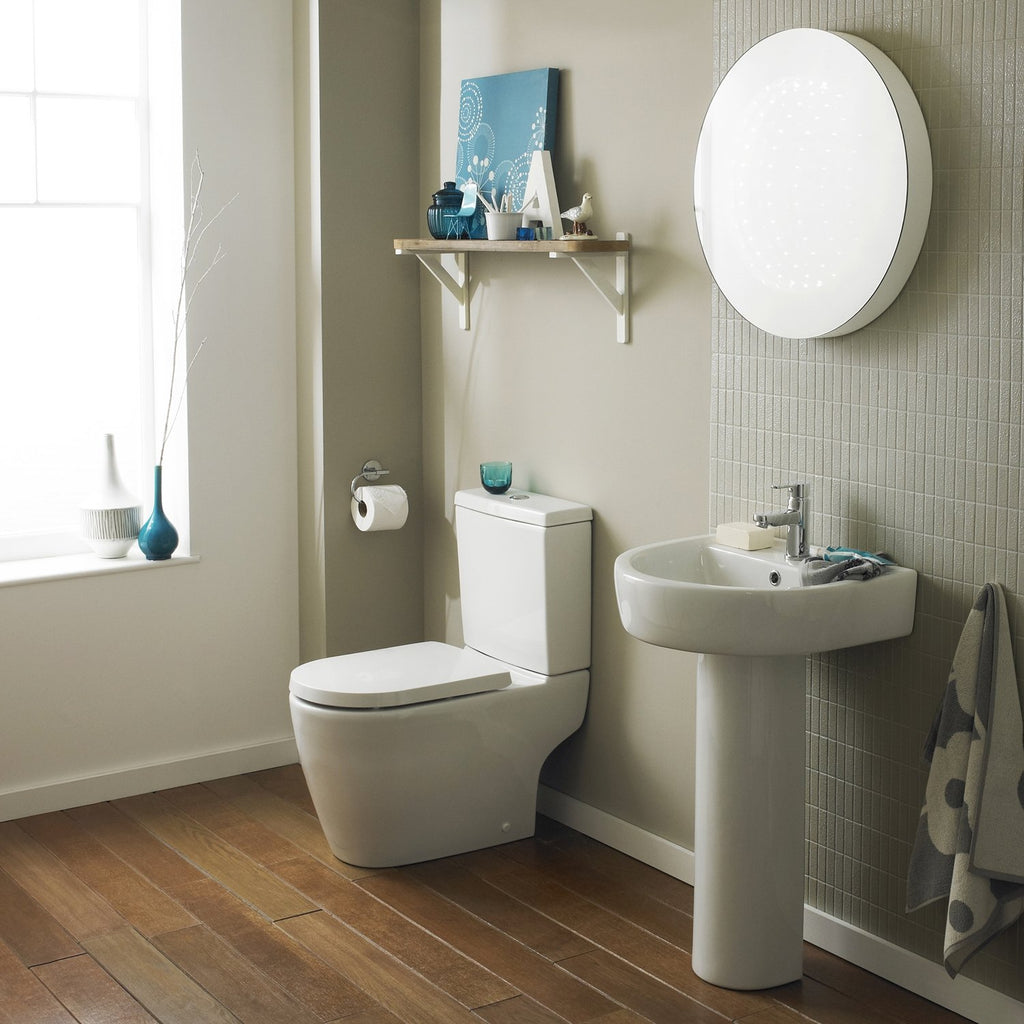 Provost P Shape Bathroom Suite (RRP £887)