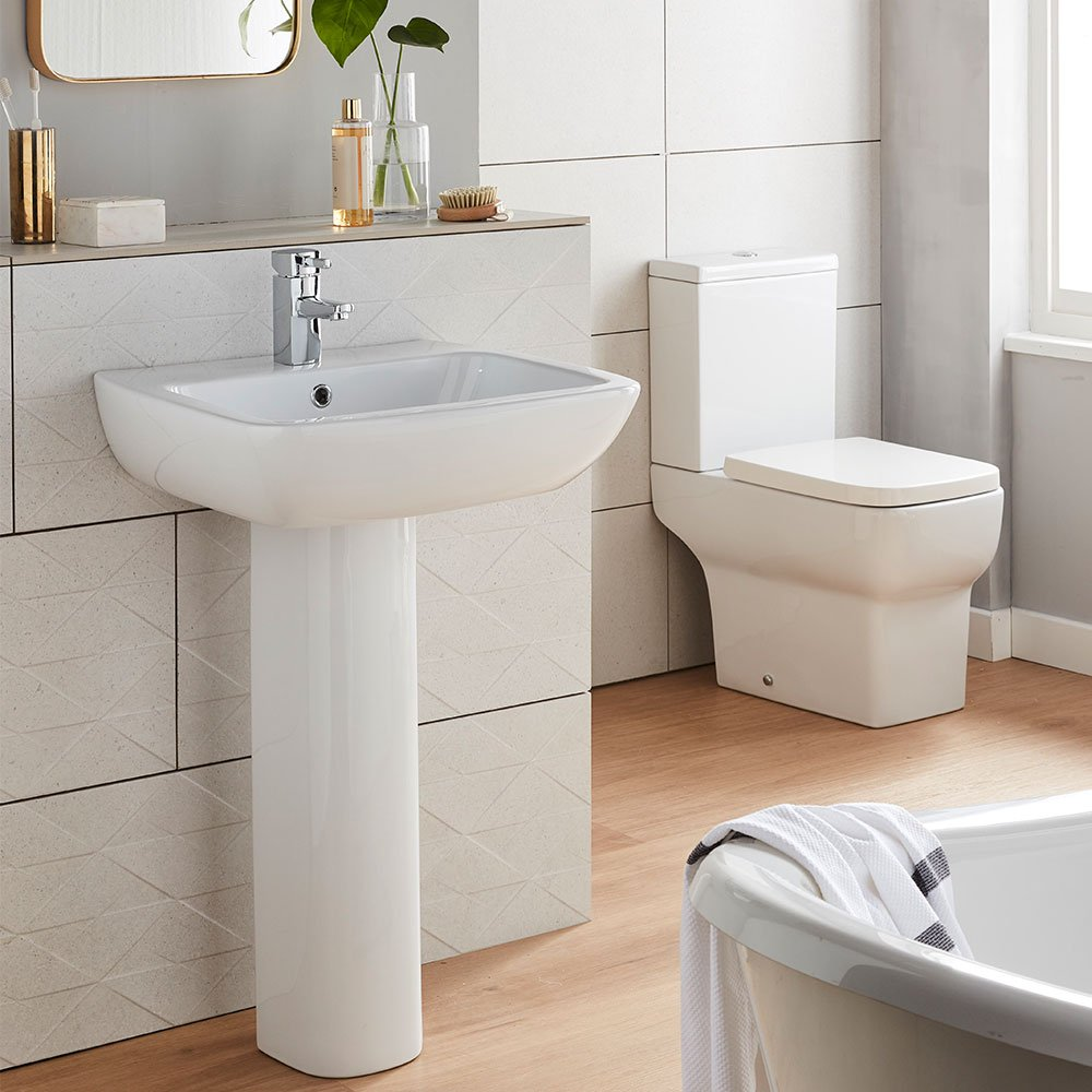 Korsika Complete Bathroom Suite (RRP £780)