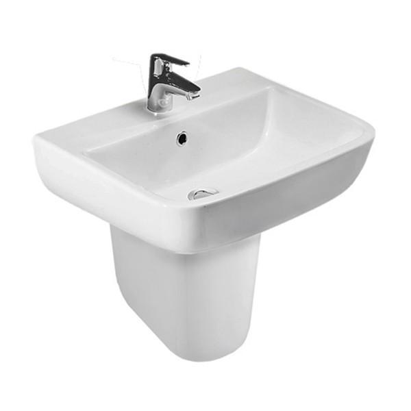 Series 600 Basin & Semi Pedestal