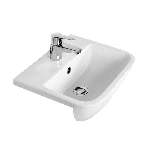 Series 600 Semi-Recessed Basin