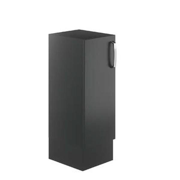Avalon Graphite 300mm Single Floor Standing Unit