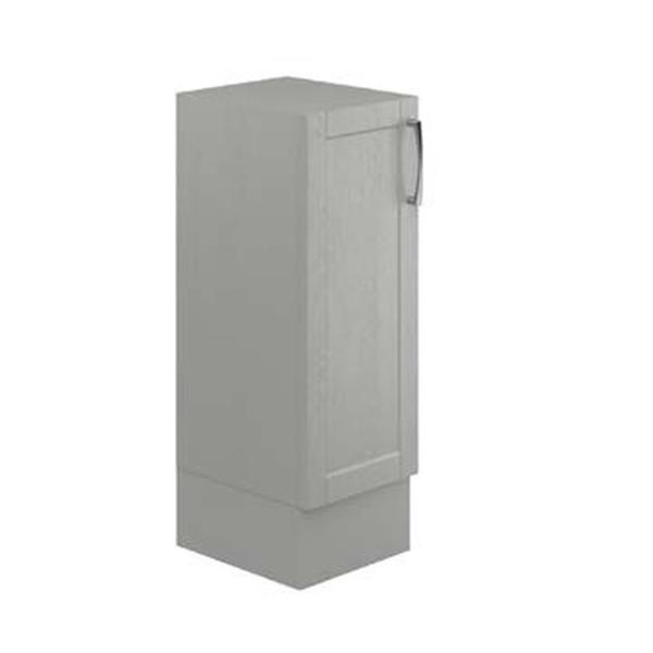 Avalon Dusk Grey 300mm Single Floor Standing Unit