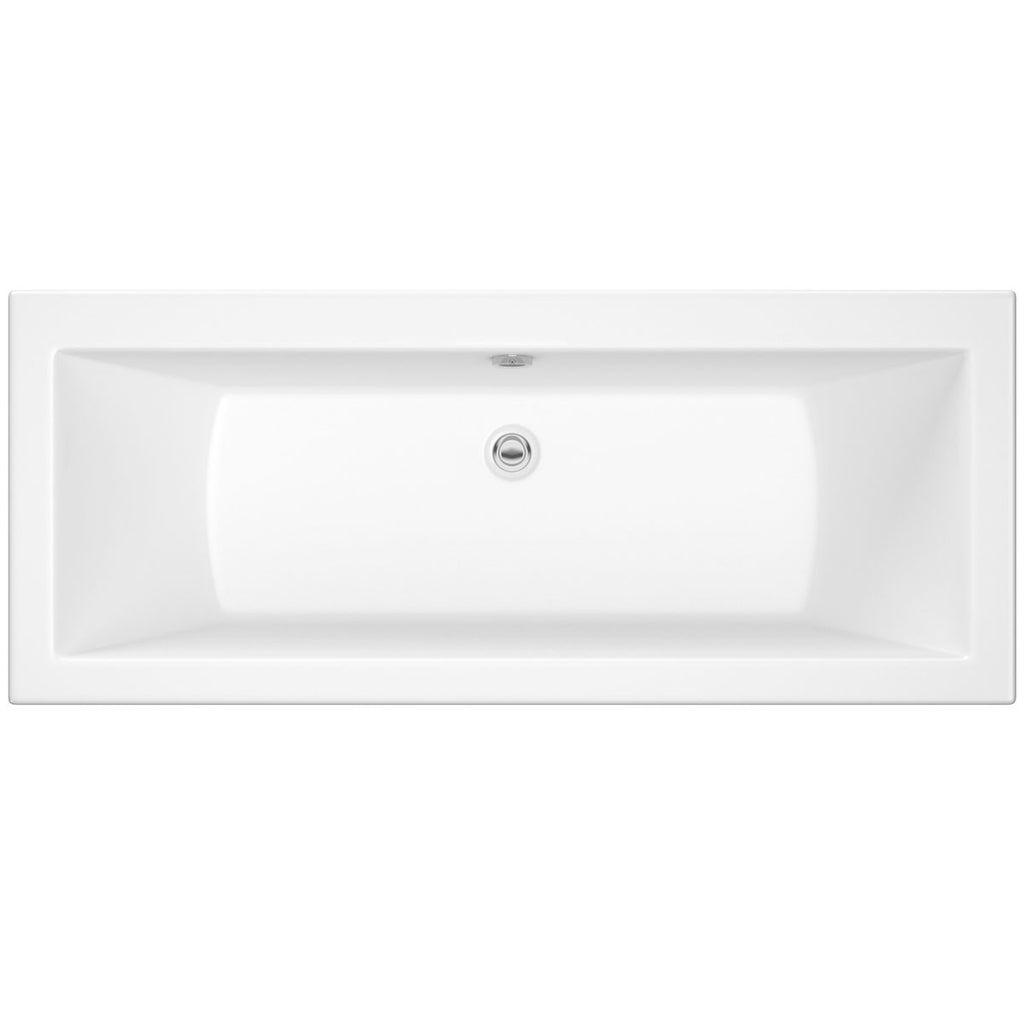 Solarna Double Ended Bath - 1700mm