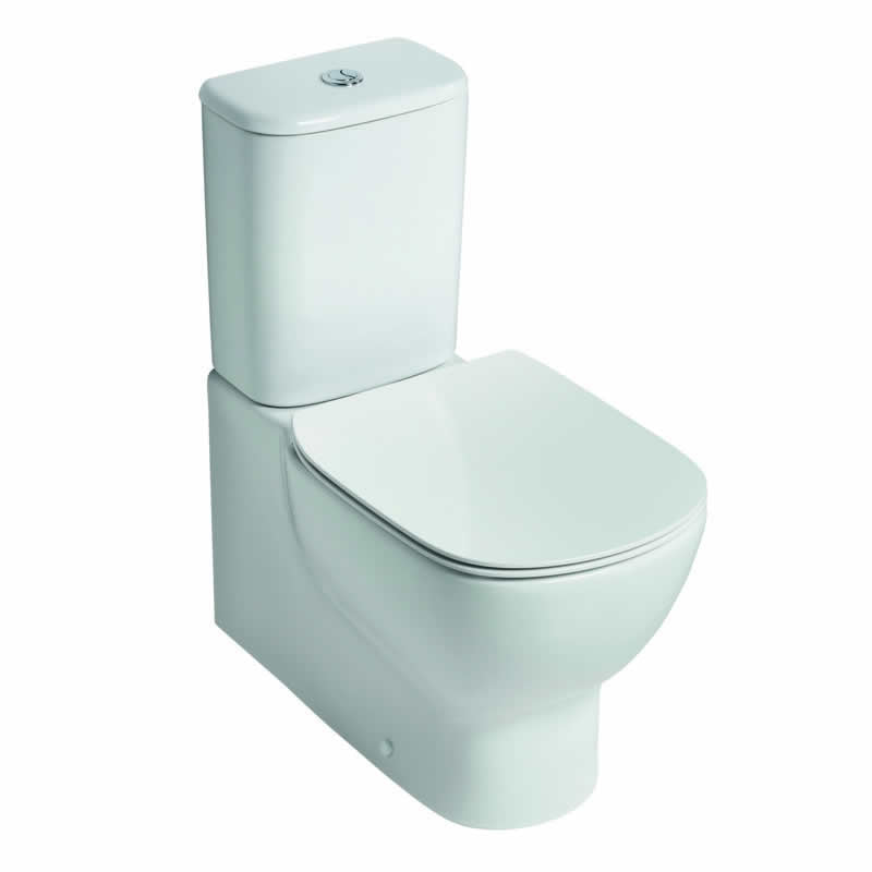 Tesi Close Coupled Toilet