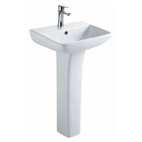 Thena Basin & Full Pedestal
