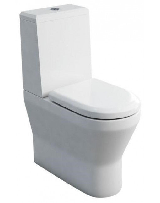 Curve Close Coupled Toilet - Comfort Height
