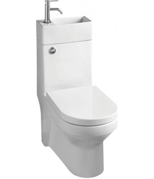 2 in 1 WC & Basin