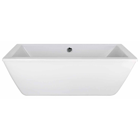 Valentina Rectangular Freestanding Bath - 1740mm