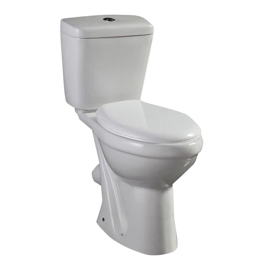 Vital Comfort Height Close Coupled Toilet