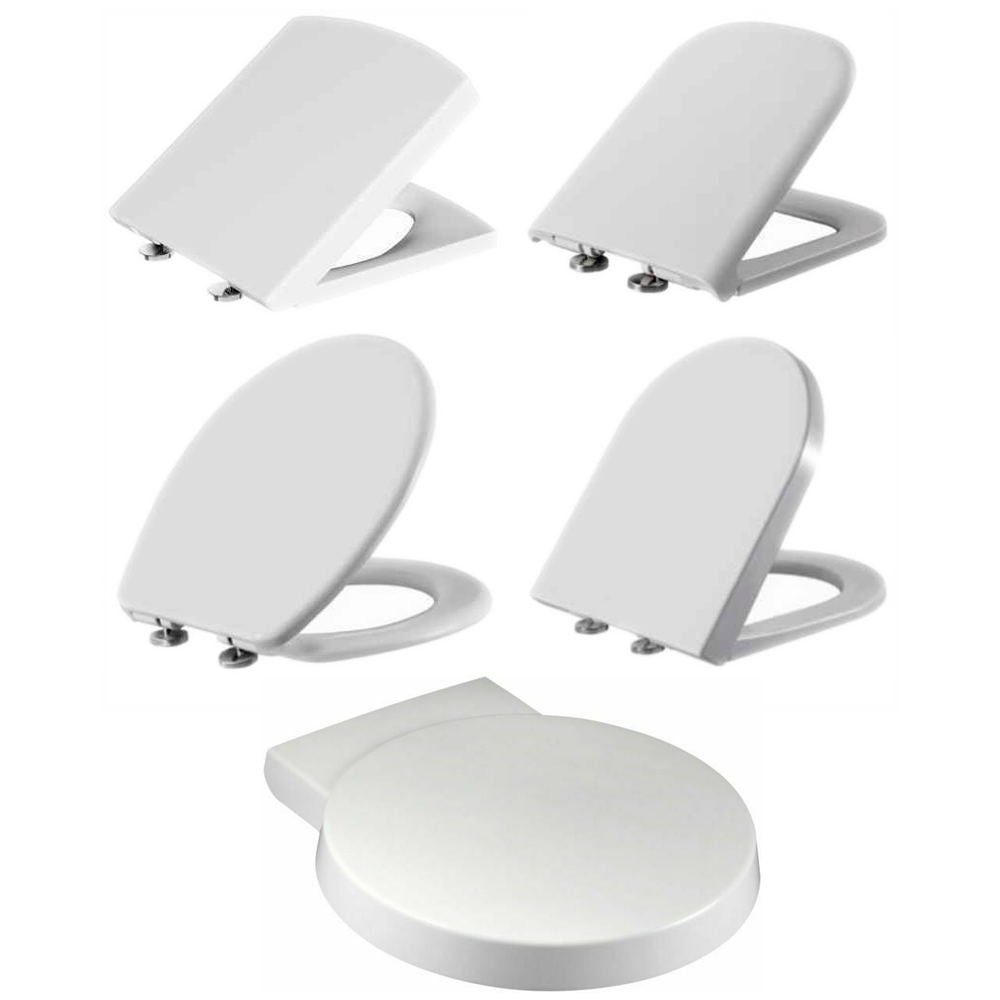 Replacement Toilet Seats From £9.99