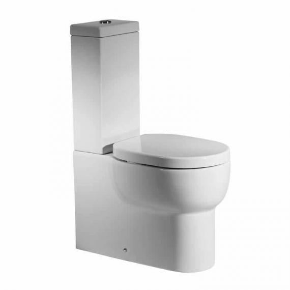 Zest Close Coupled Toilet