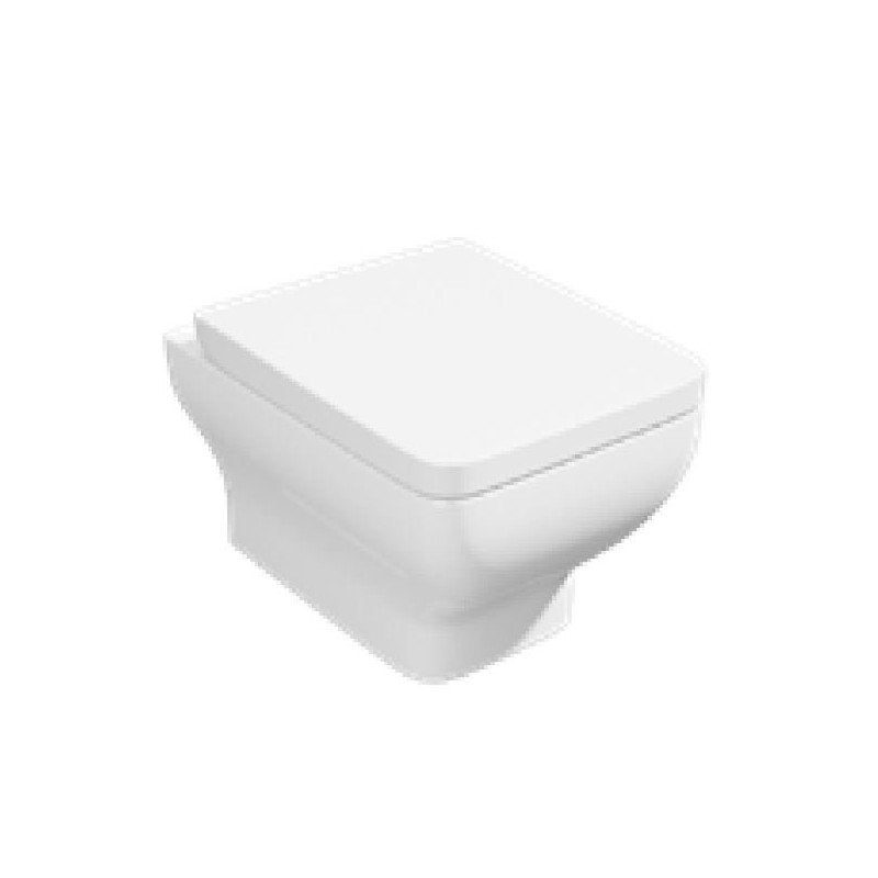Options 600 Wall Hung Pan