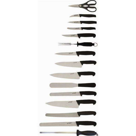 15 Piece Knife Set + Knife Case
