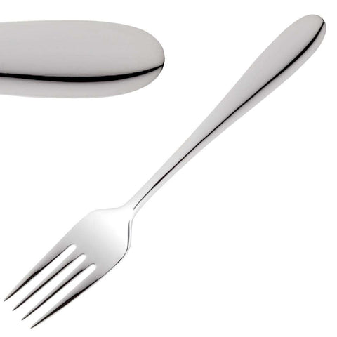 Amefa Oxford Dessert Fork (Pack of 12)