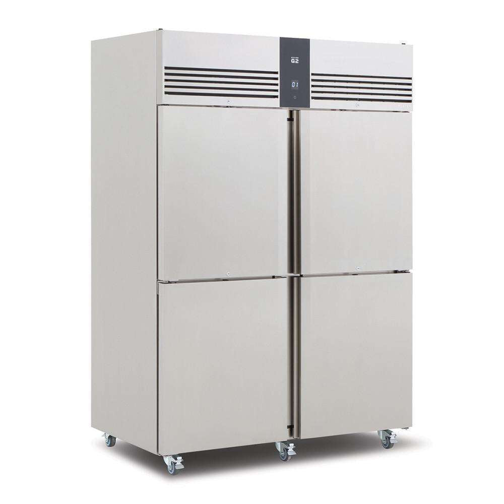 EcoPro G2 1350 Litre Upright Half Door Freezer Cabinet