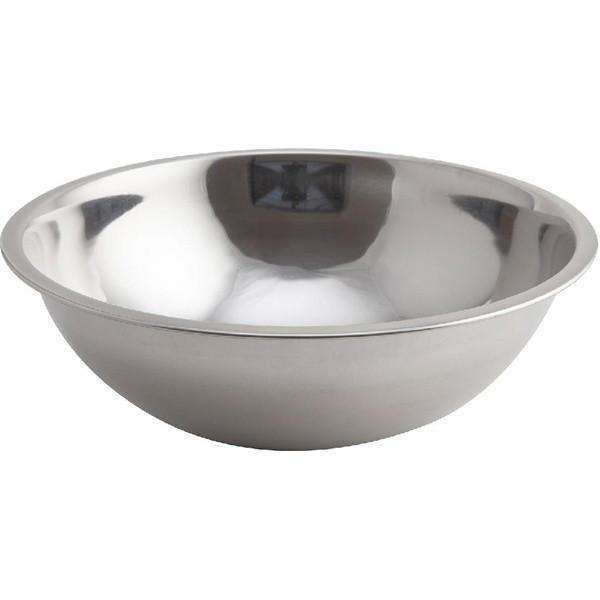 Genware Mixing Bowl S/St. 0.62 Litre