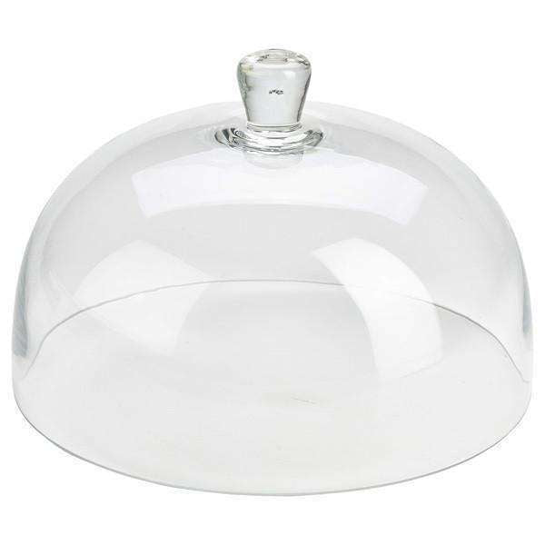 Glass Cake Stand Cover 29.8 x 19cm