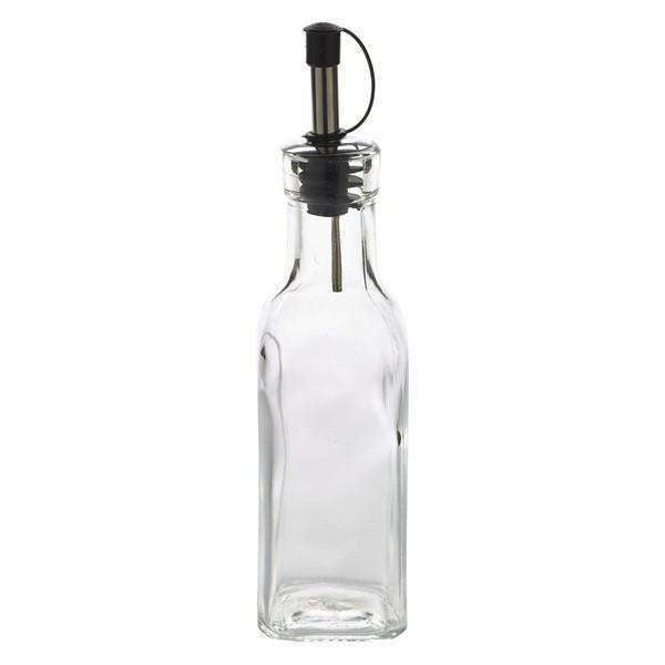 Glass Oil/Vinegar Bottle 18cl/6.25oz