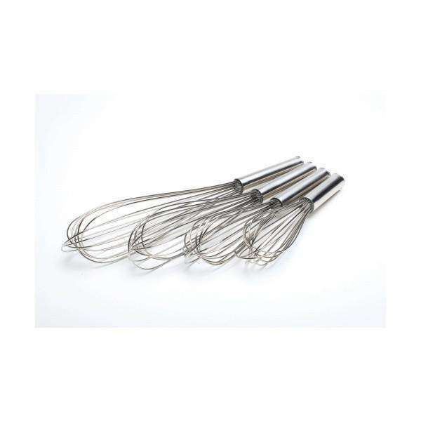 "Heavy Duty S/St.Ballon Whisk 10"" 250mm"