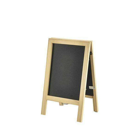 Mini Sandwich Board 24x15x2cm