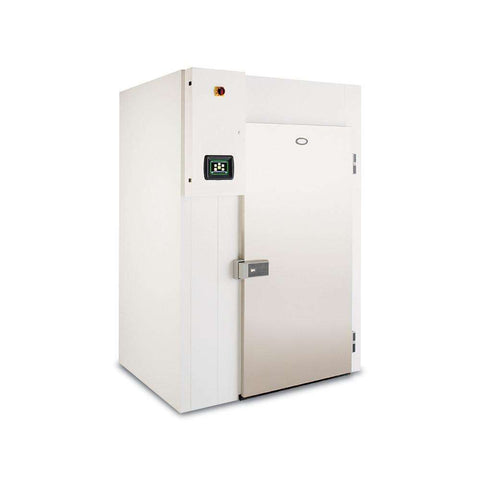Modular Blast Chiller with 700mm door width c/w 25mm floor & integral ramp