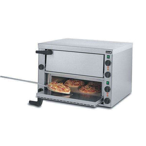 Pizza Oven, electric, countertop, 810 mm, double deck