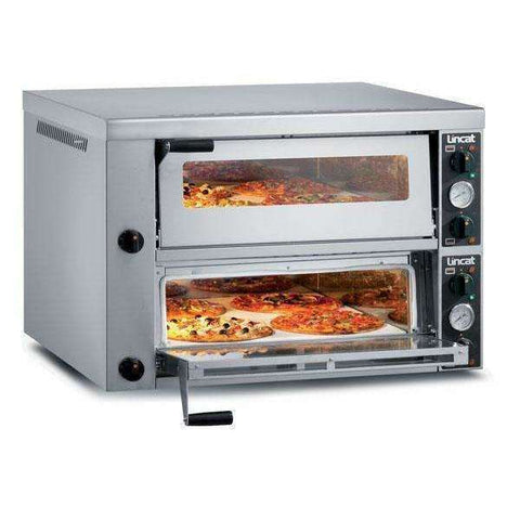 Pizza Oven, electric, countertop, 966 mm, double deck