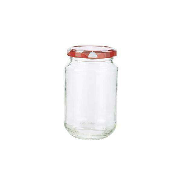 Preserving Jar 350ml 6.5 (Ø) x 12cm