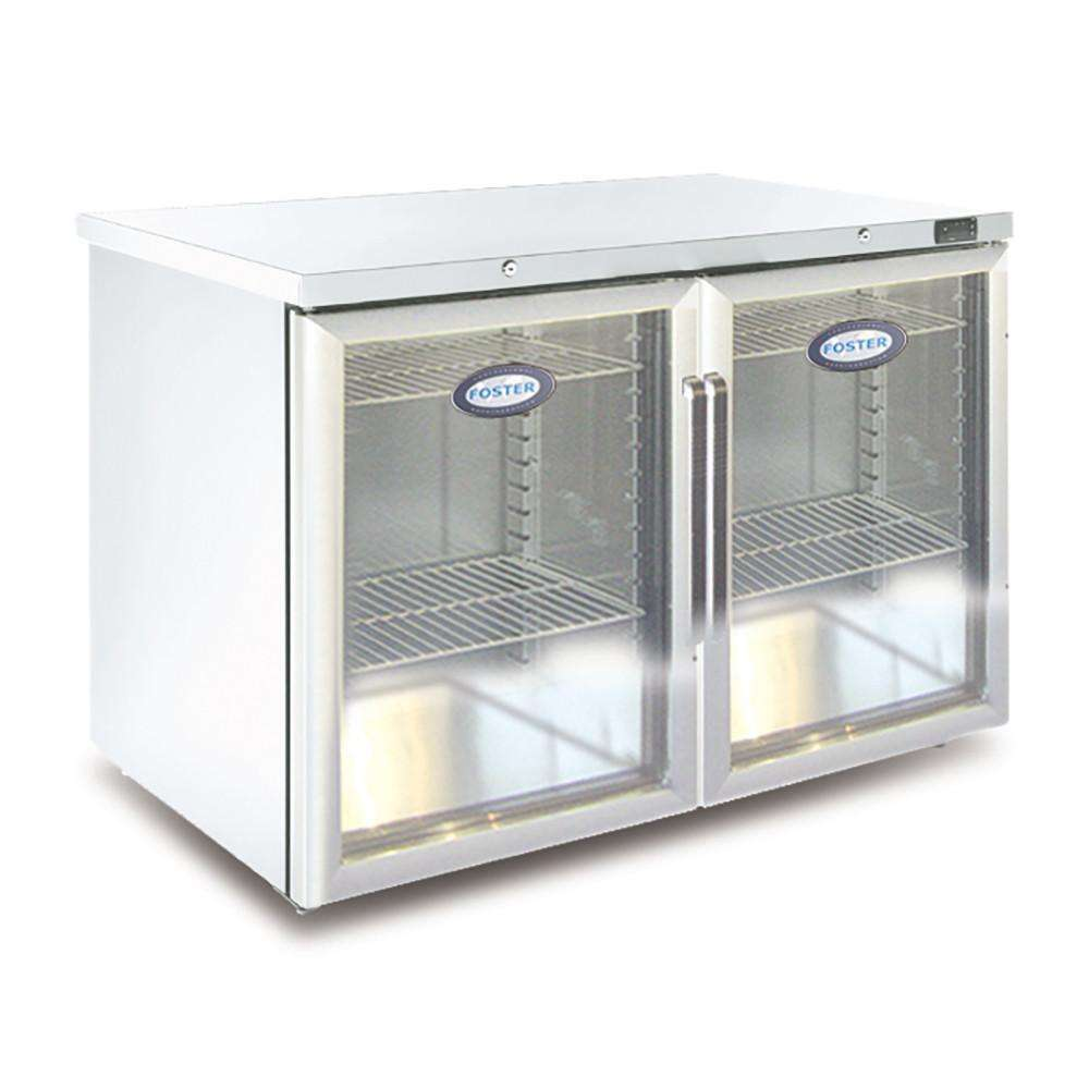 Refrigerated Undercounter Cabinet with Glass Door (no light)