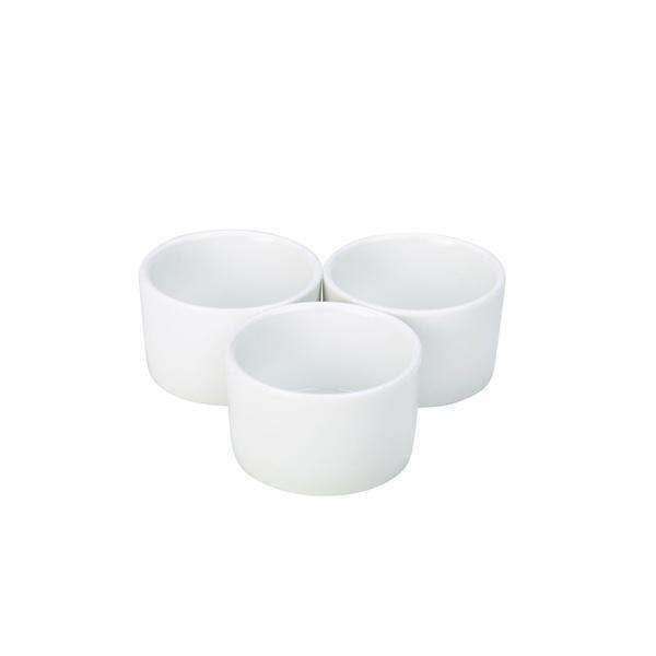 Royal Genware Contemporary Smooth Ramekin 9cm