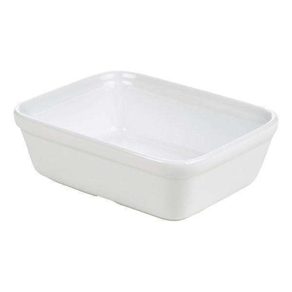 Royal Genware Rectangular Pie Dish 15.5x11.5cm