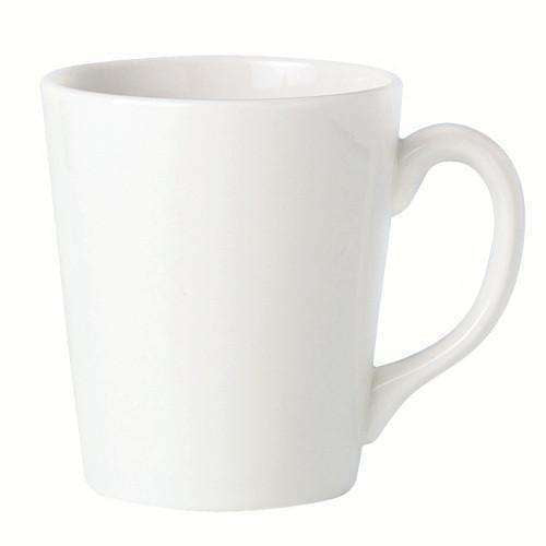 Simplicity White Mug C.House 26.25Cl 9.25Oz
