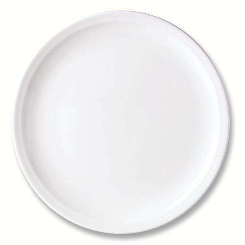 Simplicity White Pizza/Sharing Plate 31Cm 12.5