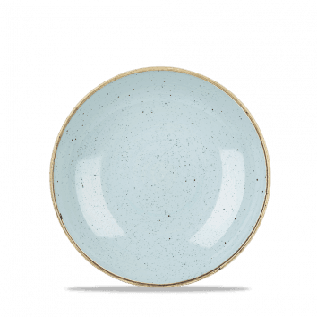 Stonecast Duck Egg Coupe Plate 16.5cm 6 1/2""