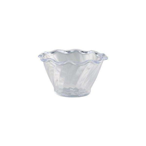 Tulip Dessert Dish Clear 159Ml 95X55mm