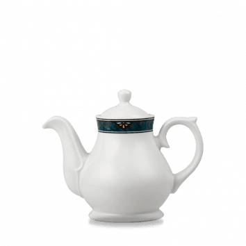 Verona Sandringham Tea / Coffee Pot 42cl 15oz H: 14.5cm