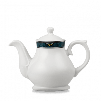 Verona Sandringham Tea / Coffee Pot 85.2cl 30oz H: 17.5cm